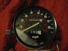 NOS 1980 Honda CB650 CX500 Speedometer NEW Vintage Speedo Gauge CX CB 500 650