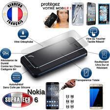 Protection d'Ecran en Verre Trempé Contre les Chocs pour Nokia 6