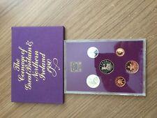 UK Coin Sets (1980)