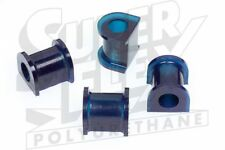 Superflex 18mm Front Anti Roll Bar End & Chassis Bush Kit for Fiat Uno Turbo
