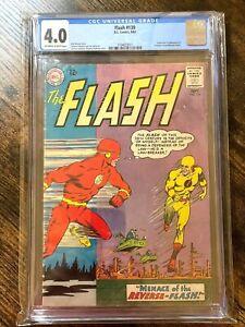 D.C. Comics, The Flash #139, 1st Appearance Reverse Flash, CGC 4.0