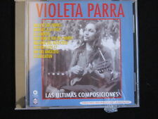 Violeta Parra - Las Ultimas Composiciones (CD) NEU&OVP! - RARE!