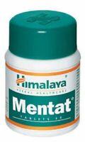 3 X Mentat Himalaya Herbs Fonction cérébrale et soulage le stress | 60 comprimés