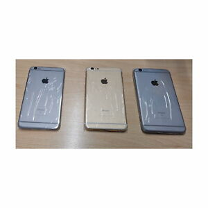 3 Stück: Original iPhone 6S Plus A1687 Gehäuse Komplett neu vormontiert