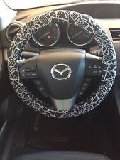 Dr Who Logo Graphic Steering Wheel Cover