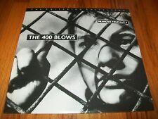 The 400 Blows Criterion Laserdisc Ld Excellent Condition Very Rare W/Commentari