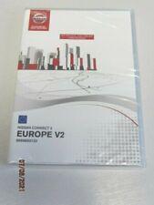 GENUINE NEW NISSAN SAT NAV MAPS EUROPE SD CARD CONNECT 3 V2 99998 50120