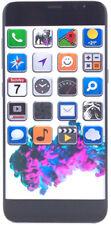 Samsung SM-G955F Galaxy S8+ Black *RISS* 64GB 4G LTE Smartphone (N30893)