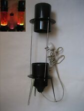 OLD Spare parts Lava lamp USSR Rocket light SPACE Russian