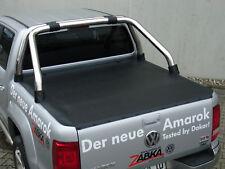 VW AMAROK MIT STYLINGBAR LADERAUMABDECKUNG SOFT FLEXI ABDECKUNG anst.ROLLO