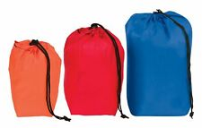 Outdoor Products Ditty Stuff Sacks - 3-Pack (Small, Medium, Large Stuff Bag)