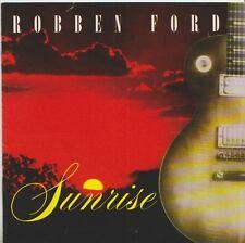 ROBBEN FORD   CD SUNRISE
