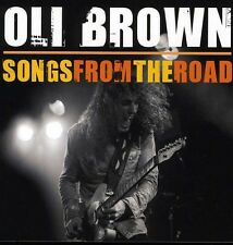 Songs From The Road - Oli Brown (2013, CD NEUF)2 DISC SET