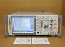 Rohde & Schwarz Cmw 500 1201.0002K50 Lte Banda Ancha radio comunicación Probador R&S
