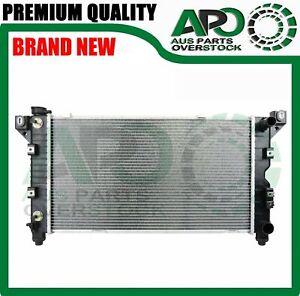 Premium Quality Radiator CHRYSLER VOYAGER GS 3.3L 3/1997-4/2001 Auto Manual
