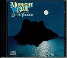Rare Louise Tucker Midnight Blue CD OOP