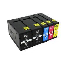 5PK PGI-1200XL 1200xl Ink For Canon MAXIFY MB2020 MB2120 MB2320 MB2720