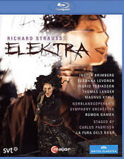 Strauss: Elektra, New DVDs