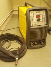 CEA MATRIX 250 HF DC TIG WELDER complete with tig torch and earth lead