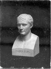 wunderschönes altes CDV Foto Büste Napoleon I. Bonaparte 1812 Krefeld