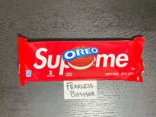1 PACK of Supreme Oreo Cookies (Pack of 3)