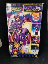 "Sealed 1994 Marvel Toy Biz X-Men Giant 14""Sentinel Robot Action Figure Playset"