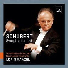 Franz Schubert Symphonies (Intégrale), New Music