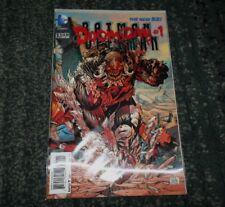 BATMAN SUPERMAN 3.1 DOOMSDAY #1 1ST PRINT 3D COVER DC COMICS THE NEW 52, VF/NM