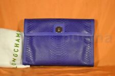 LONGCHAMP GATSBY EXOTIC LEATHER CLUTCH NWT