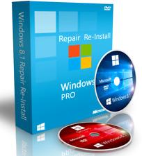 Fix Restore Install Windows 8.1 Professional DVD + Drivers + ISO Download 64 Bit