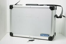 """NMint"" BRONICA Genuine Original Metal Aluminum Hard Camerar Case From Japan 786"