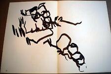EDUARDO CHILLIDA - Litografia original DLM  nº 124 - año 1961