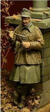 D-Day Miniature #35025 1/35 German Soldier Eating, Ardennes 1944 (1 figure)