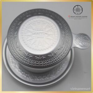 Trung Nguyen coffee filter - High quality aluminum coffee filter