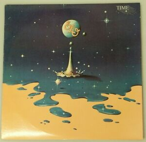 ELO - TIME VINYL RECORD (CBS, 1981) Great Condition!!