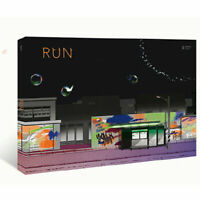 Bangtan Boys BTS RUN GRAPHIC LYRICS Vol. 4 Limited Edition Book
