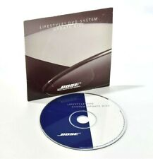 Bose Lifestyle Home Theater Cinema Entertainment Dvd System Update Software Disc