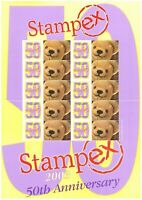 Stampex Autumn 2003 / Royal Mail Smilers