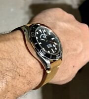 West End Watch Impermeable Swiss Automatic Sapphire Crystal Extra Deluxe Strap