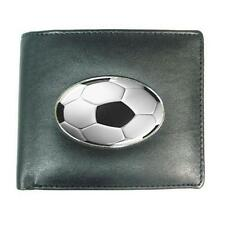 Faux Leather Bifold Wallets for Men