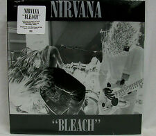 "NEW & Sealed Nirvana ""Bleach"" LP Vinyl Record (2009 - Sub Pop) w/Free Download"