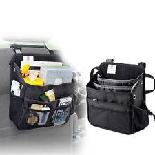 Auto Car Seat Back Bag Organizer Storage CUP iPad Phone Holder Multi-Pocket