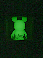 "NIB Disney Vinylmation Create Your Own 3"" Collectible Figure Glows in the Dark"