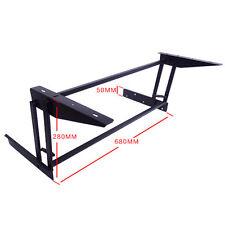 Lift Top Coffee Table DIY Mechanism Hardware Lift Up Furniture Hinge Spring B08