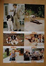 (4_02) Aushangfotos 2x A3+4x A4 EINE FAMILIE NAMENS BEETHOVEN 1993 Charles Grodi