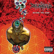 "DEHUMANIZED ""Beyond the Mind"" death metal CD"