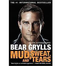 Mud, Sweat, and Tears : The Autobiography by Bear Grylls (2012, Paperback)