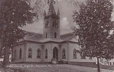 Newport, Me - Union Church, High Street