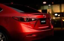 Spoiler for Mazda 3 Sedan 2014 2015 2016 2017 2018