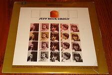 JEFF BECK JEFF BECK GROUP ORIGINAL QUADRAPHONIC LP ~ STILL IN SHRINK  1972